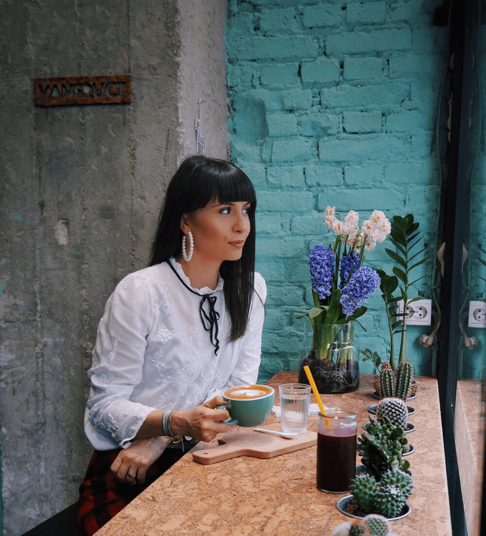 sandra stoicovici coffee bucharest