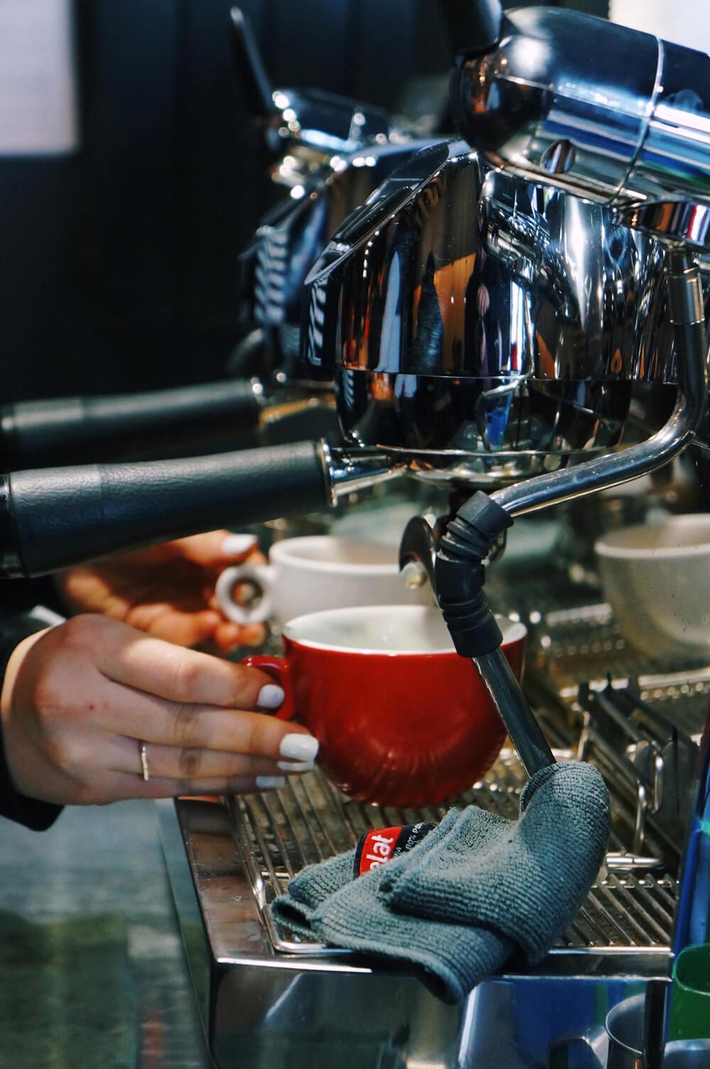 sandra stoicovici coffee