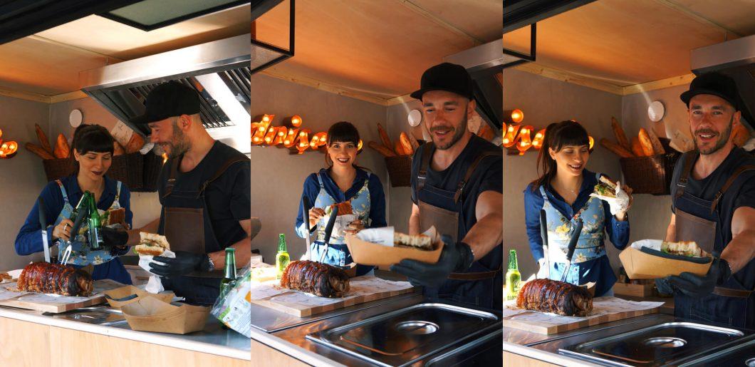 sandra stoicovici festival du bonheur street food constanta
