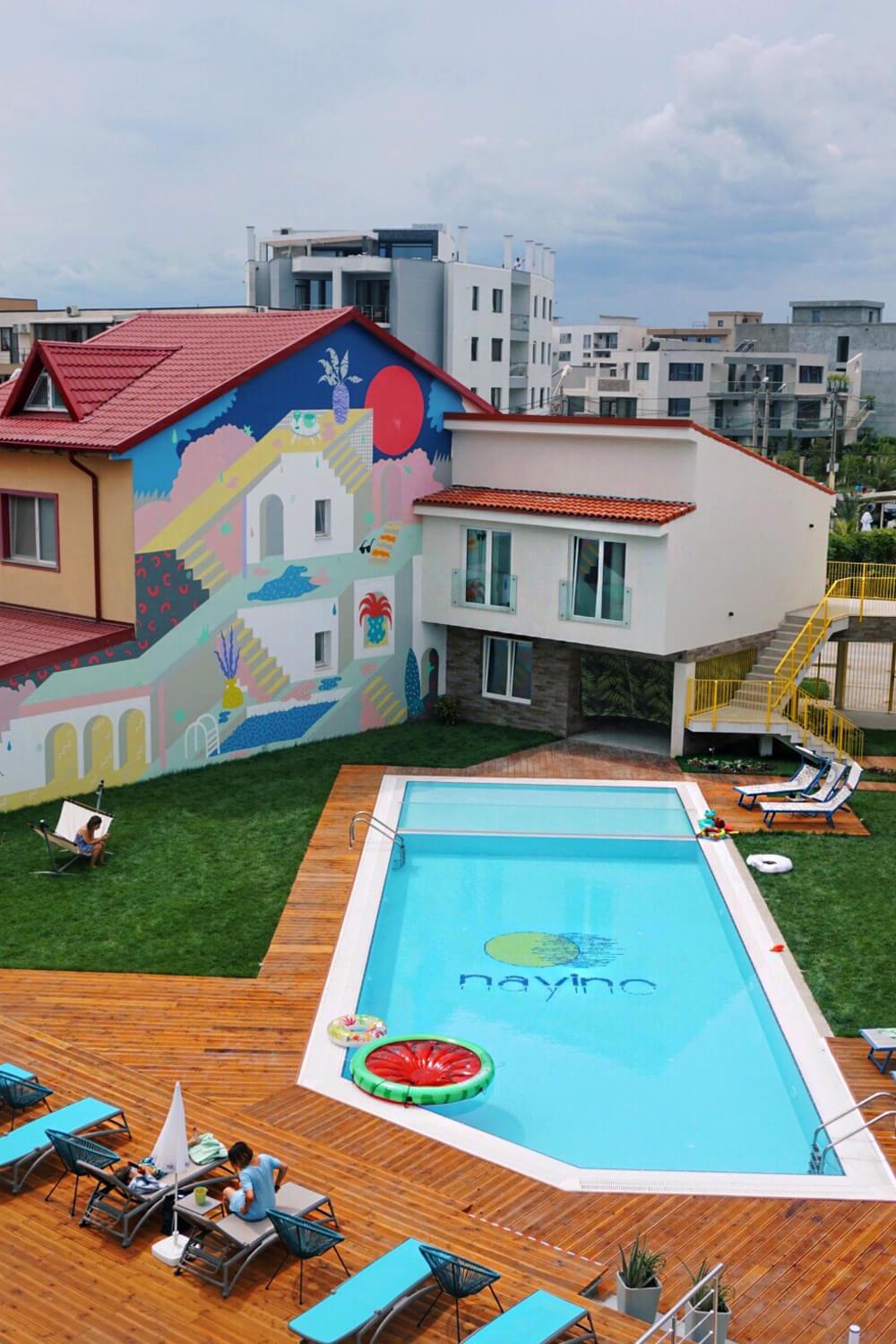 sandra stoicovici nayino resort