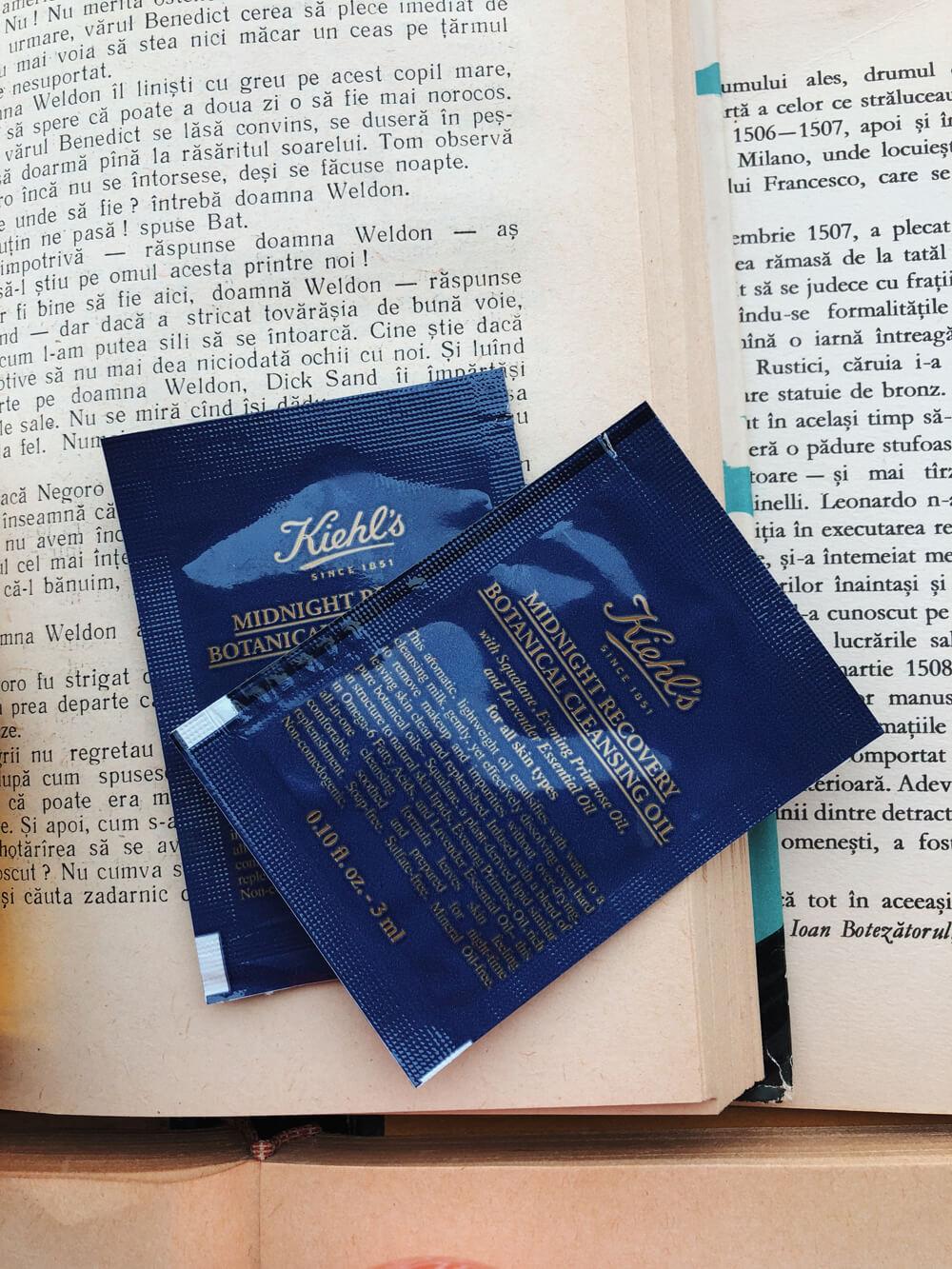 sandra stoicovici Kiehl's