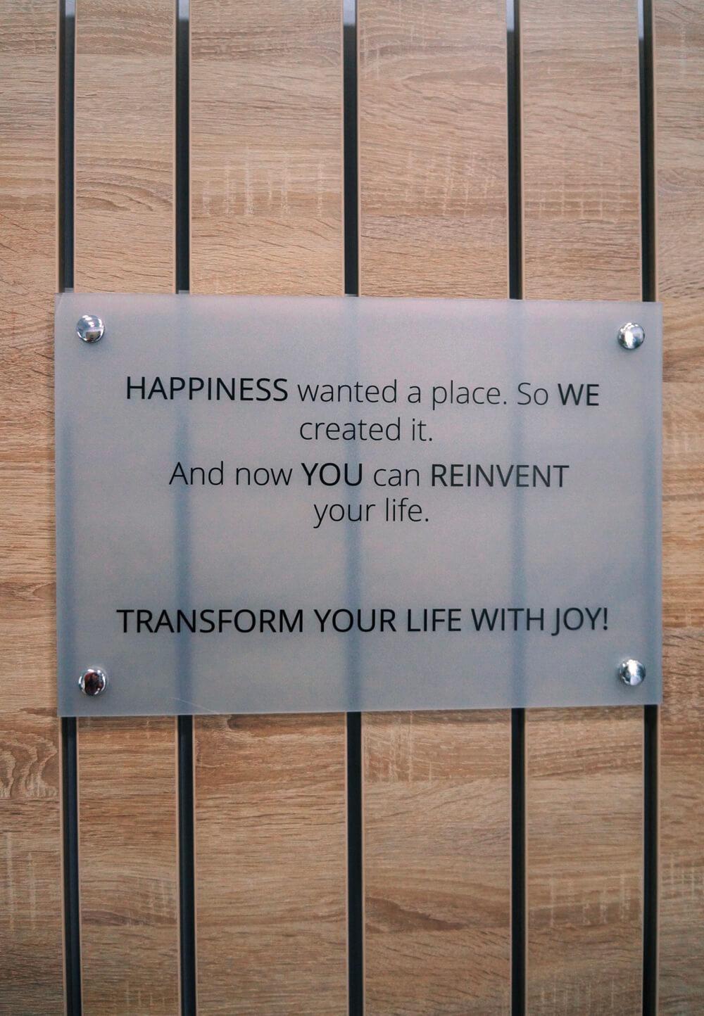sandra stoicovici centrul fericirii
