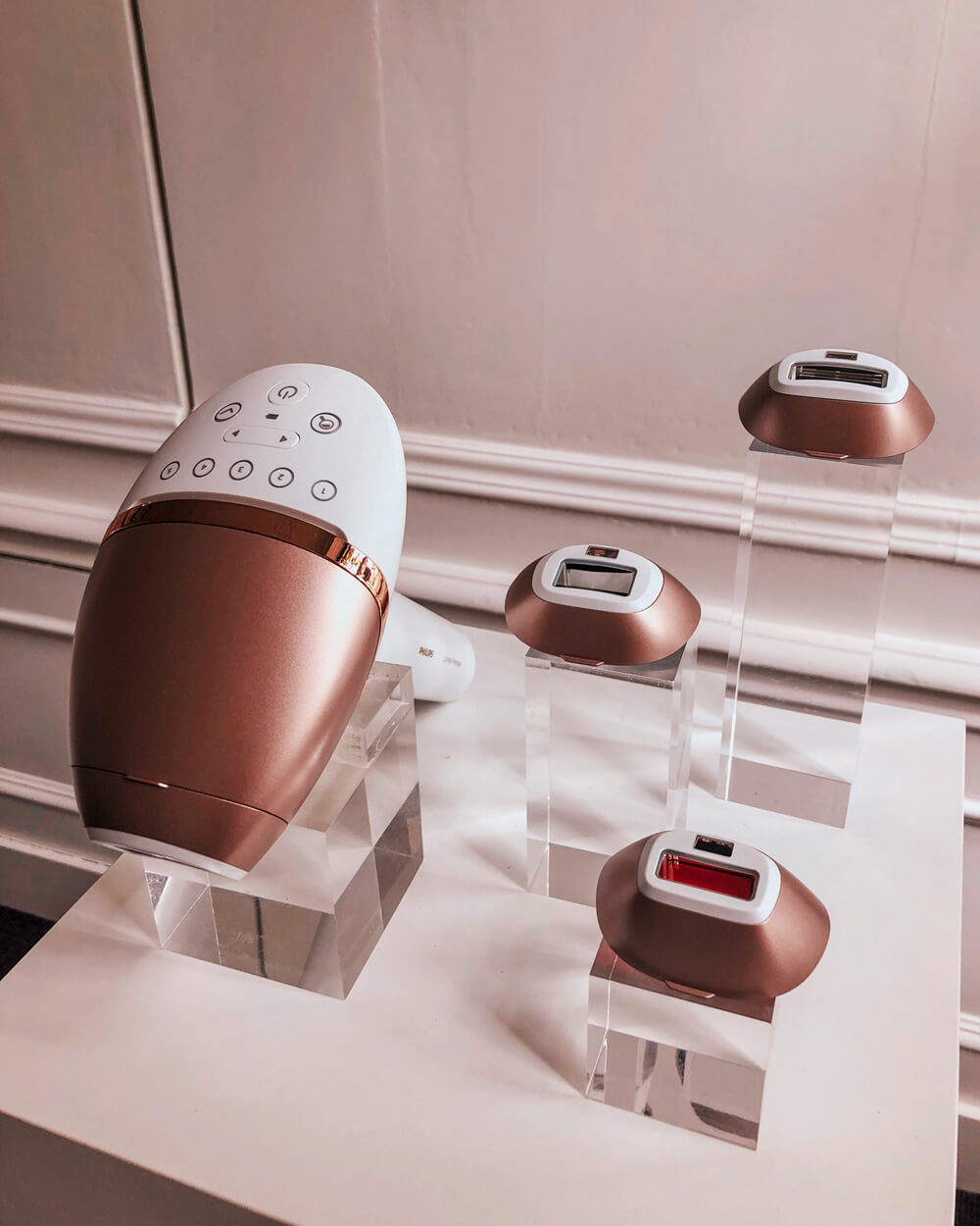 sandra stoicovici philips lumea Global Beauty Summit